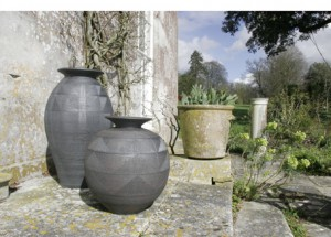 Roche Court - Jenifer Lloyd-Jones urns - 9 October