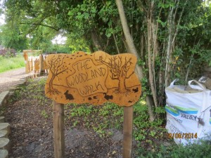 Kings Worthy Primary School, The Woodland Walk