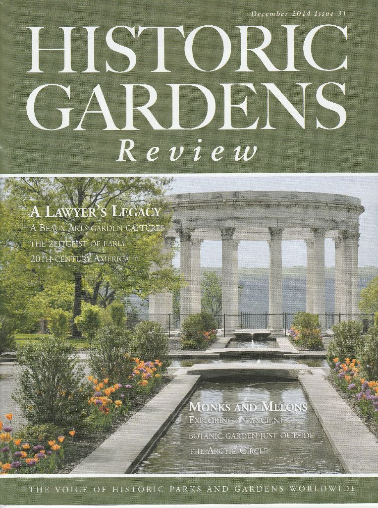 HELP WANTED Historic Gardens Review