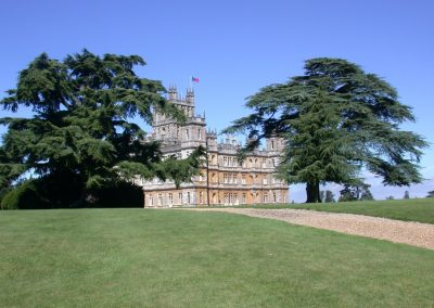 Highclere Castle, Highclere
